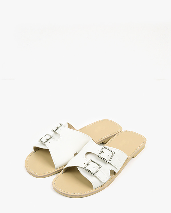 a way buckle slipper (225-250)