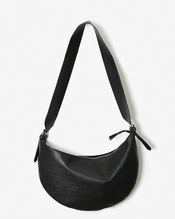 crescent moon shoulder bag