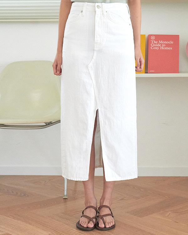 a summer pure skirt (s, m)