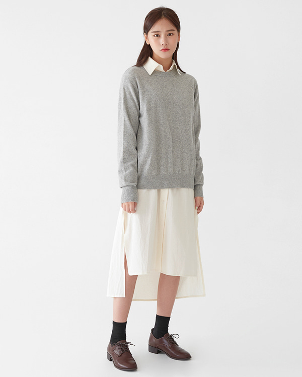 basic soft mild knit