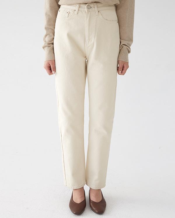 a grace cream pants (s, m)