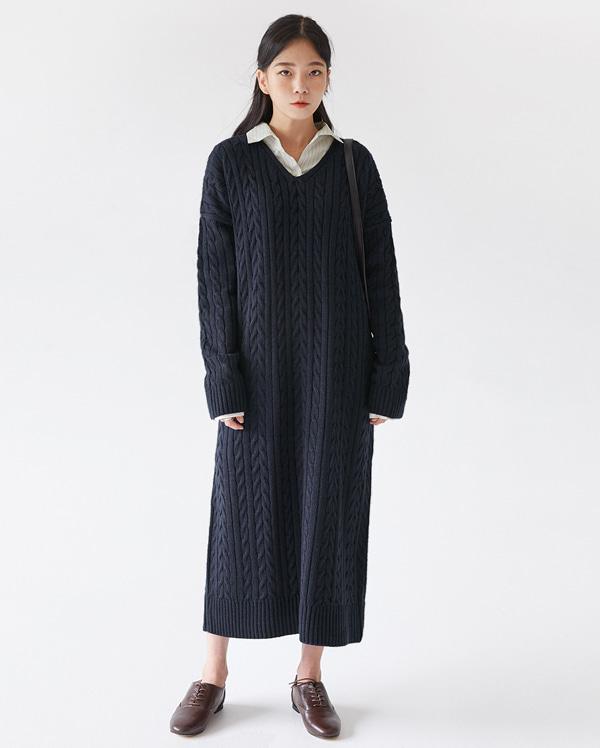 fedora twist knit ops