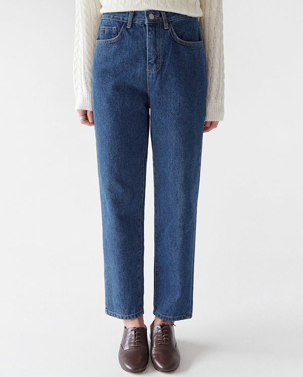 a grace denim pants (s, m, l)