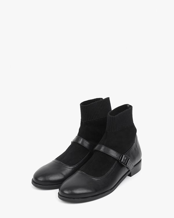 socks set flat shoes (225-250)