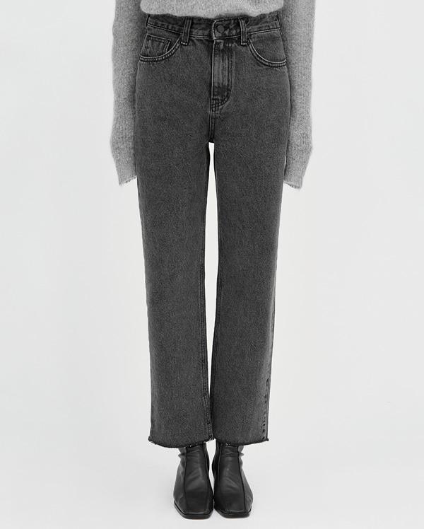 bailey straight denim pants (s, m, l)