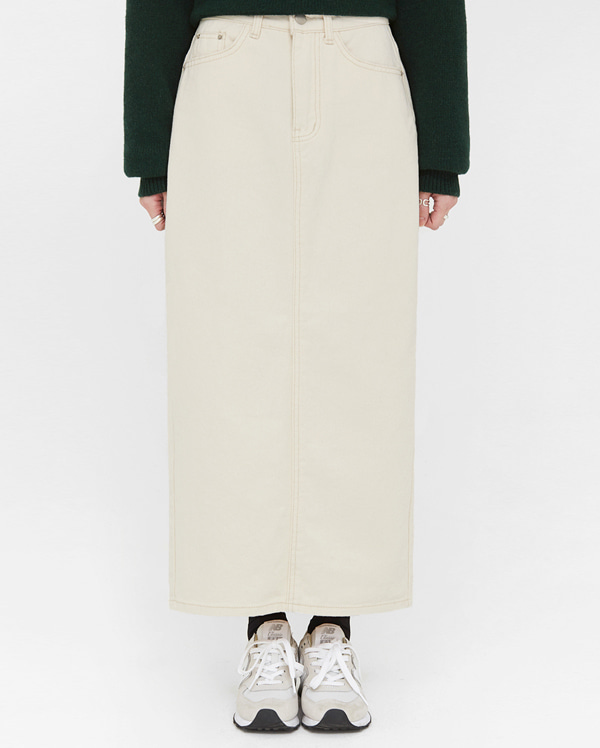 roco basic long skirt (s, m)