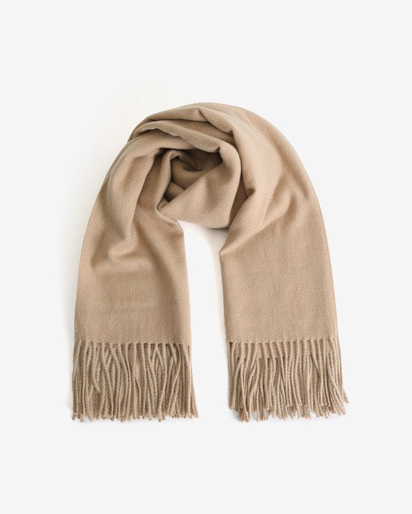 dally zigzag wool muffler