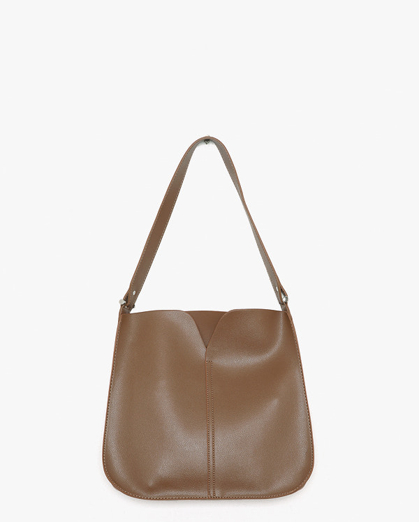 nuts simple shoulder bag