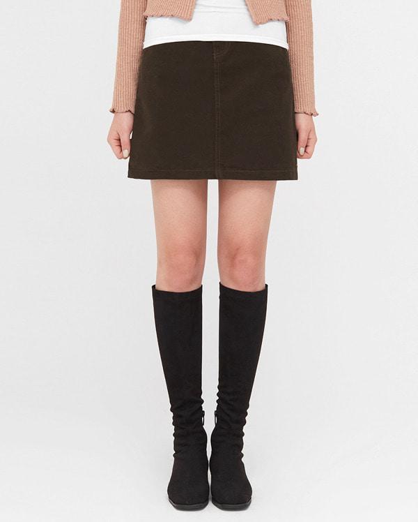daily soft mini skirts (s, m, l)