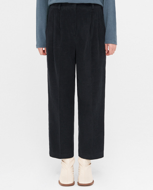 dell corduroy banding pants