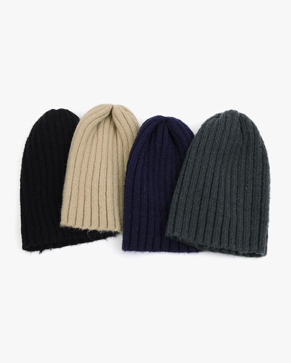 thick golgi soft knit beanie