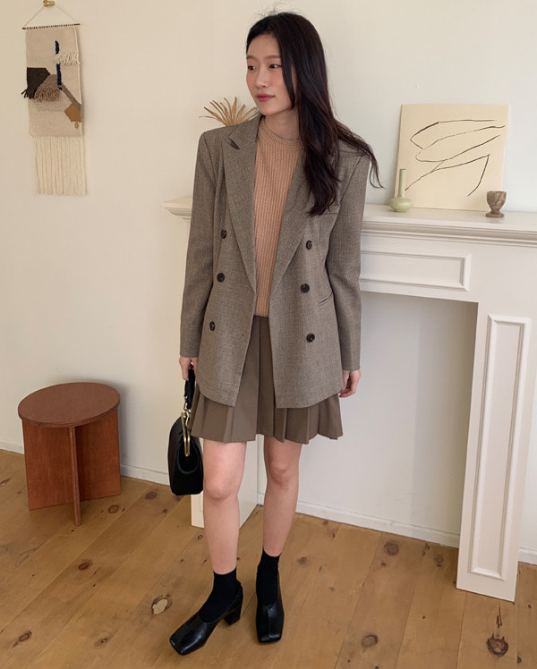 in rora two button jacket