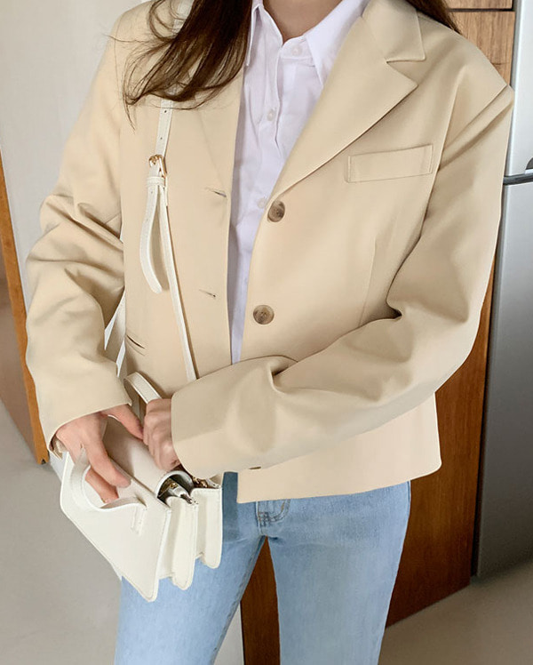 urban daily short jacket