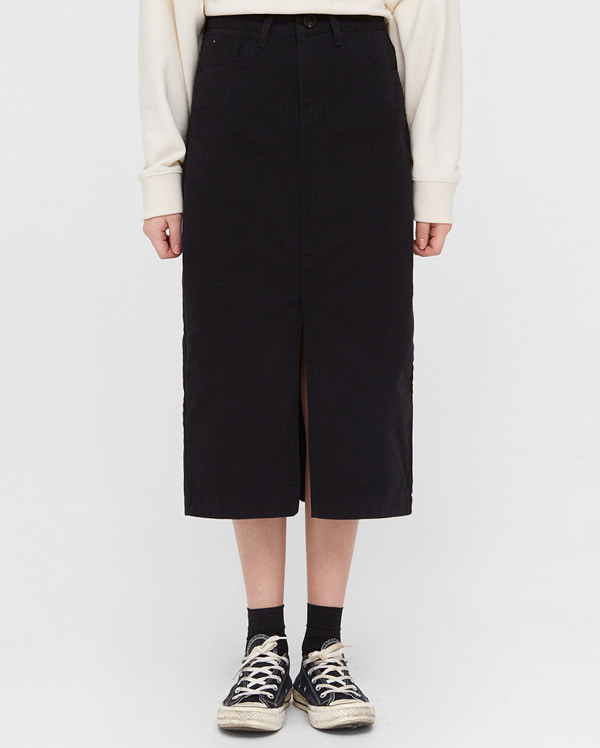daily H-line cotton skirts (s, m, l)