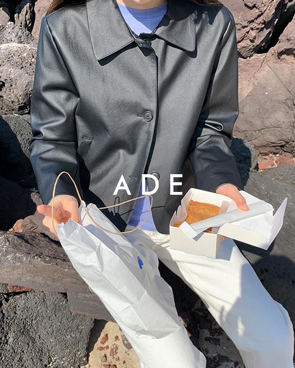 edge leather jacket