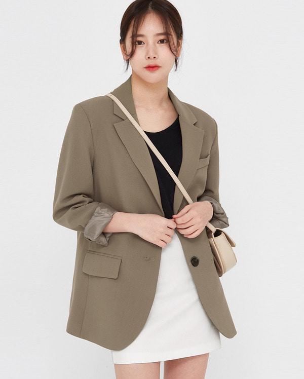 vest line classic jacket