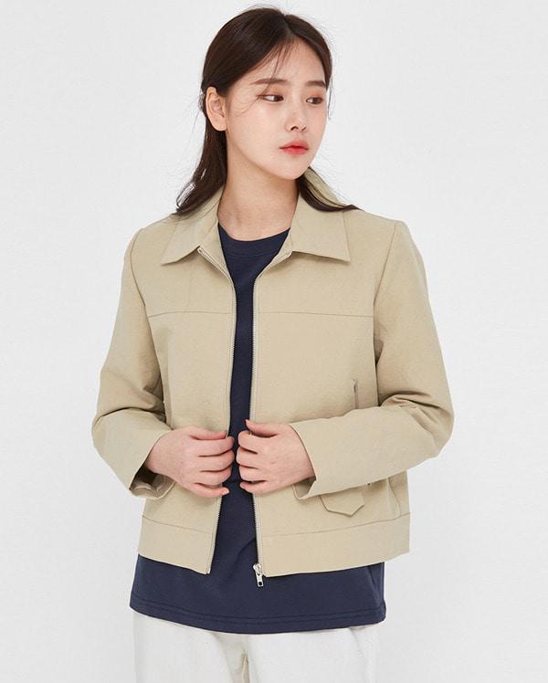 deen casual short jacket