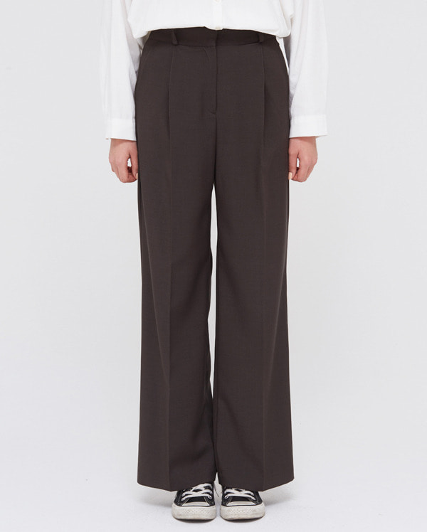 moi set wide slacks (s, m)