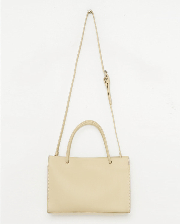 wide square two way bag