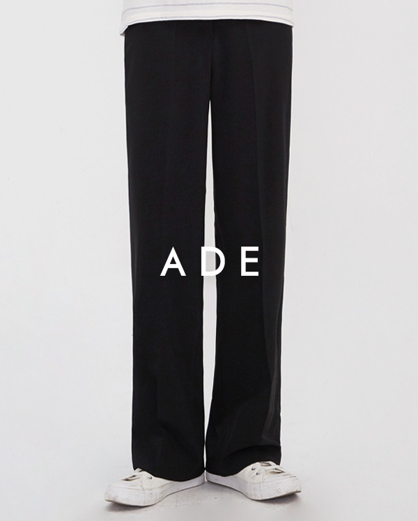 155cm cool long slacks (s, m, l)