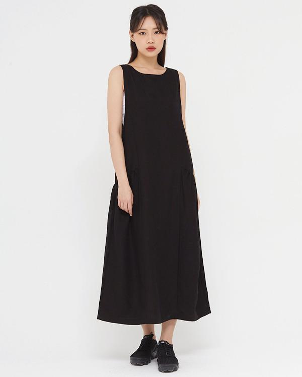 unless hole long dress