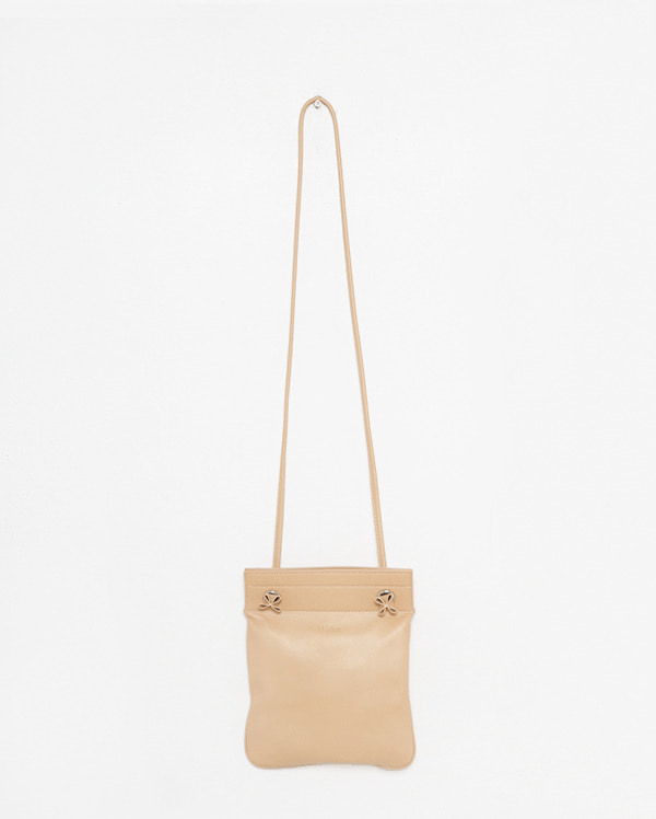 allen real leather bag