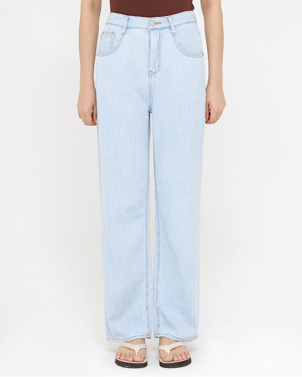 stay summer denim long pants