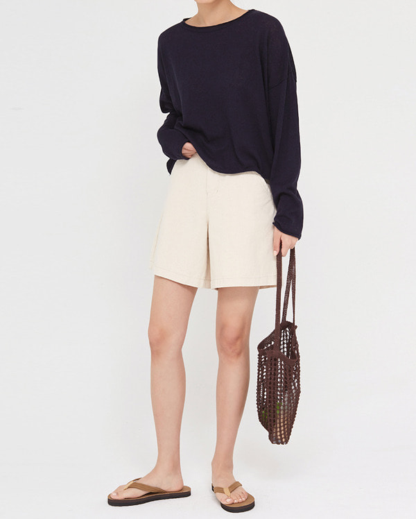 merci thin summer knit
