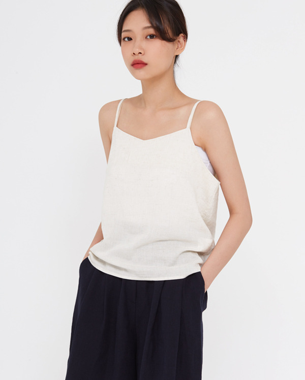 with daily sleeveless