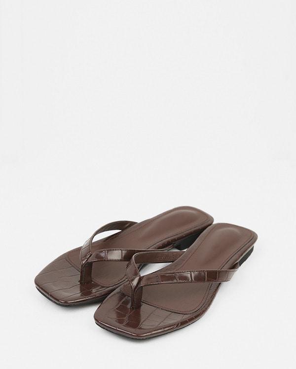 simple flip flop slipper (230-250)