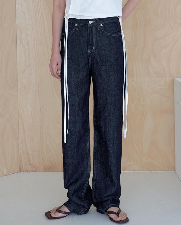 pound long denim pants (s, m)