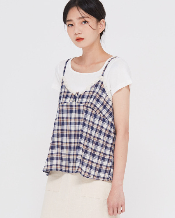 lovable layered sleeveless