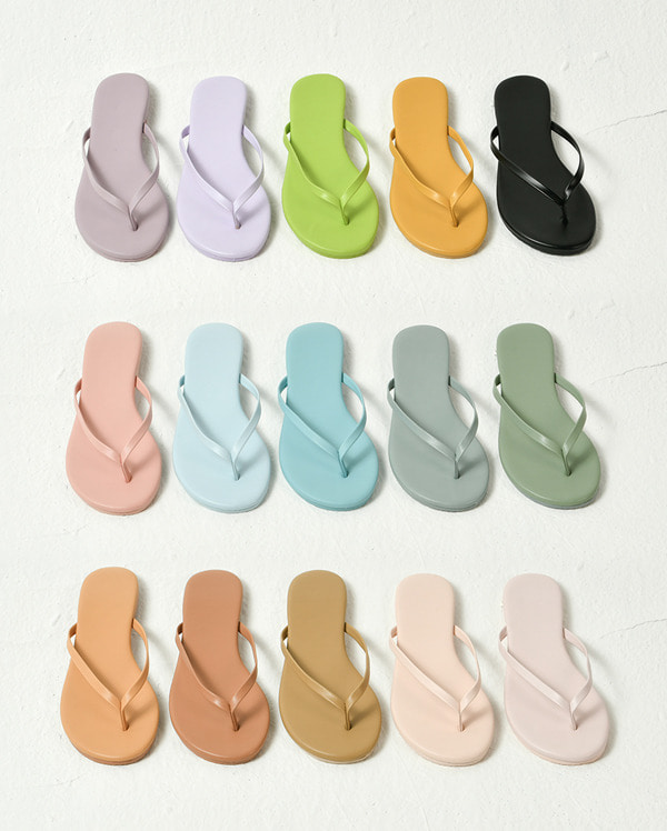 simple line slipper (220-250)