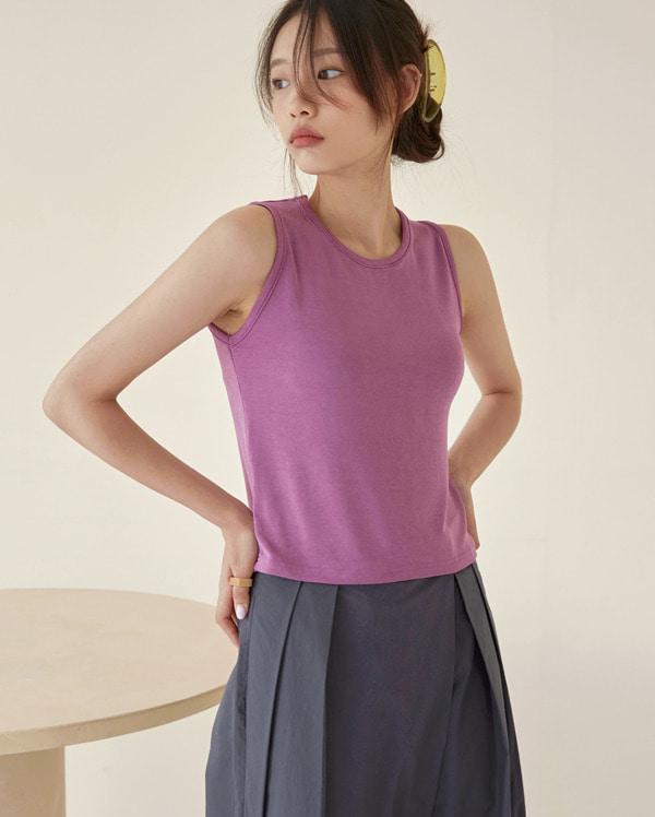 soft sleeveless