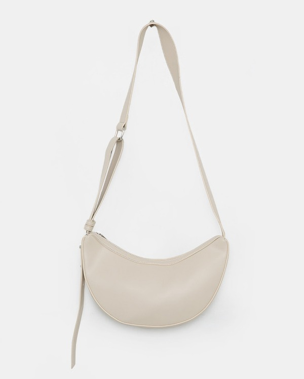 trendy half moon bag
