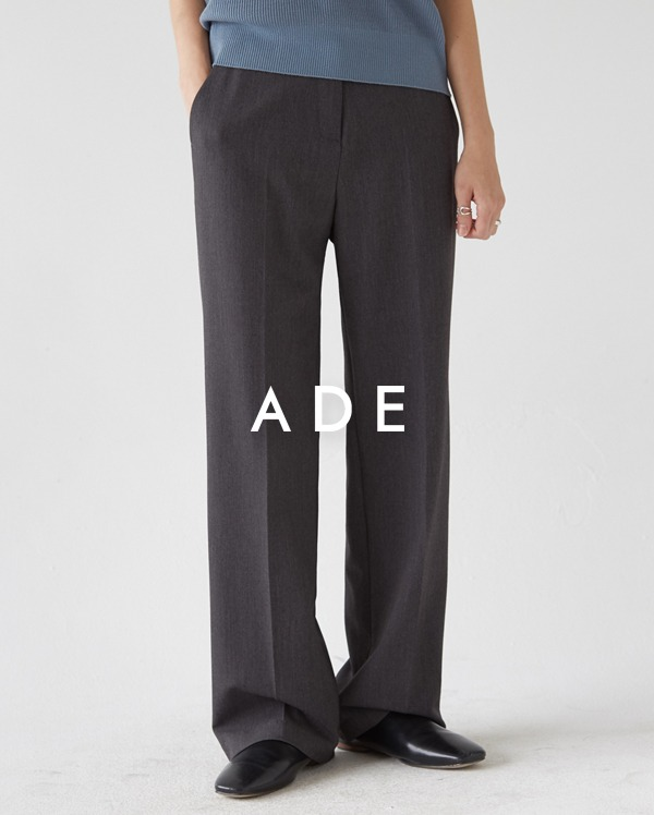 cozy long slacks (s, m, l)