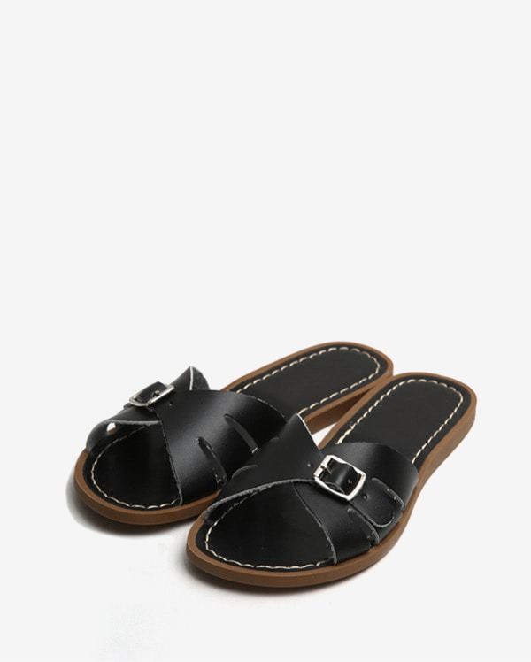 cowhide belt slipper (230-250)