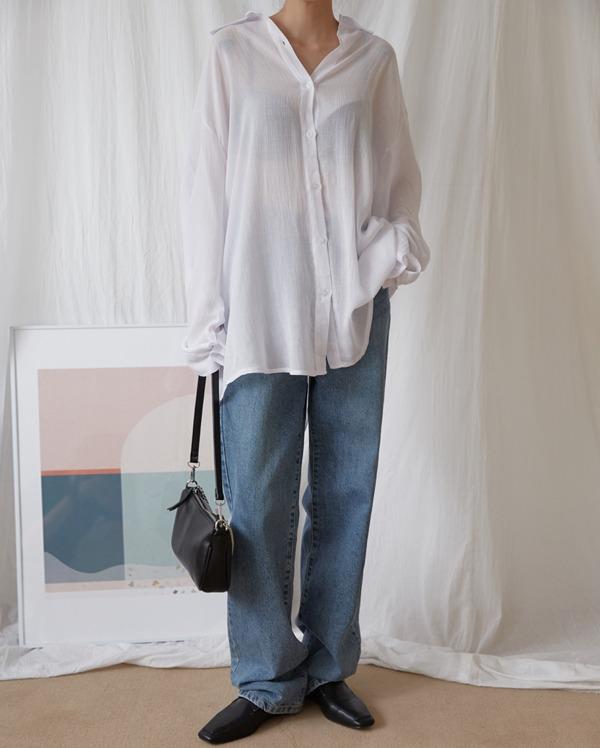 fresh oversize shirts