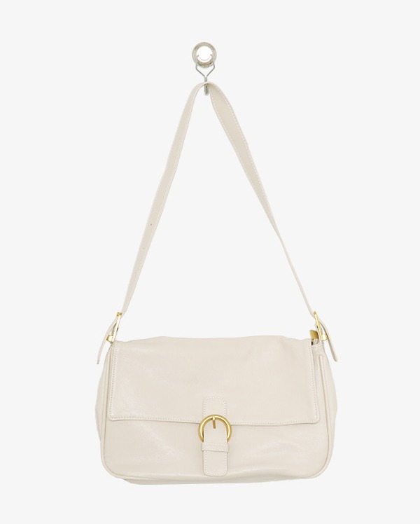 wrinkle strap shoulder bag