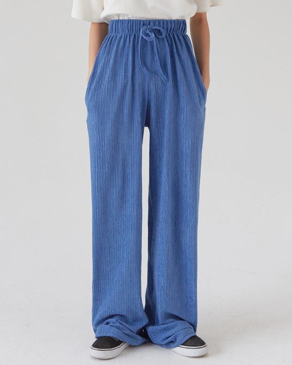 easy pleats pants