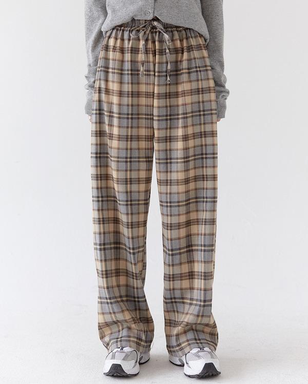 double check long pants