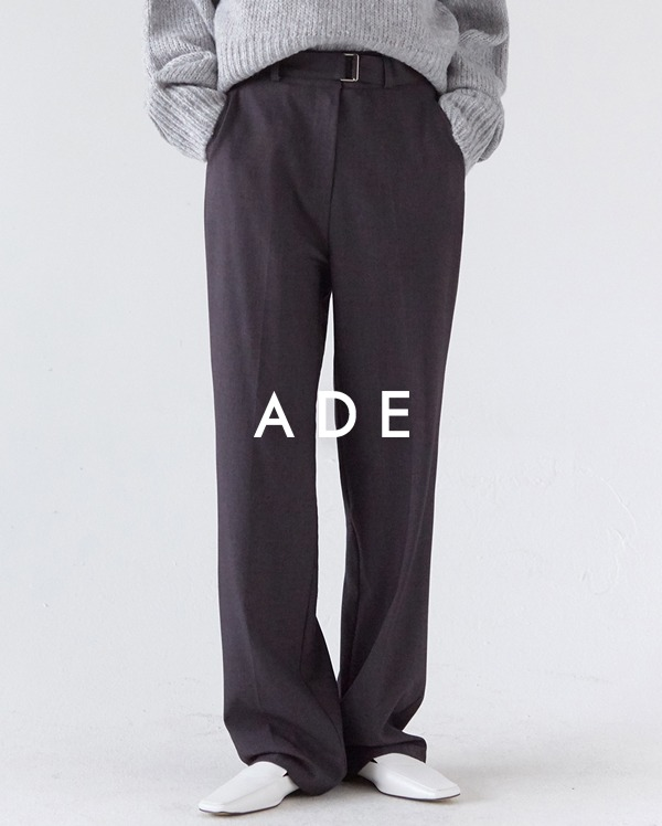 belt slacks (s, m, l)