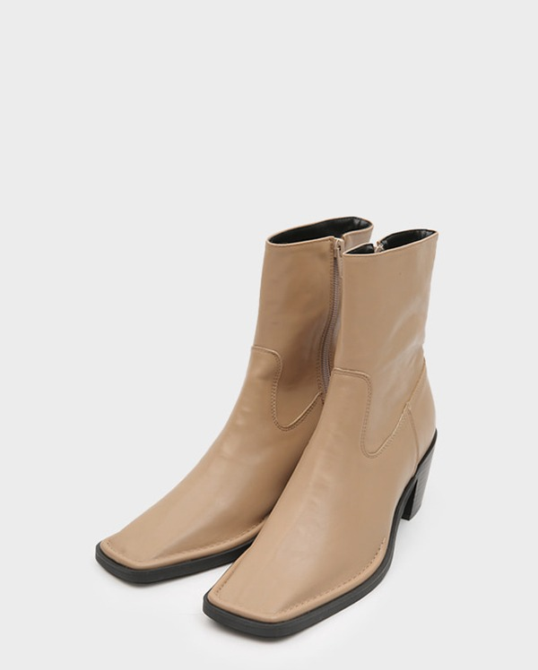 western middle heel boots (225-250)
