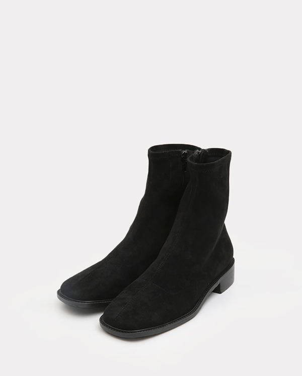 chic square ankle boots (230-250)