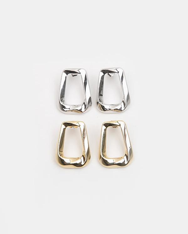 bianne rhombus earring