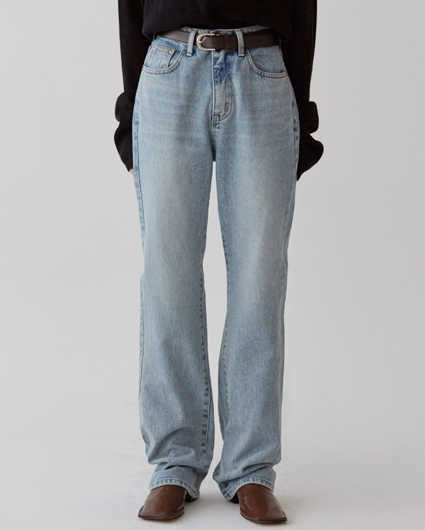 light marant denim pants (s, m, l)