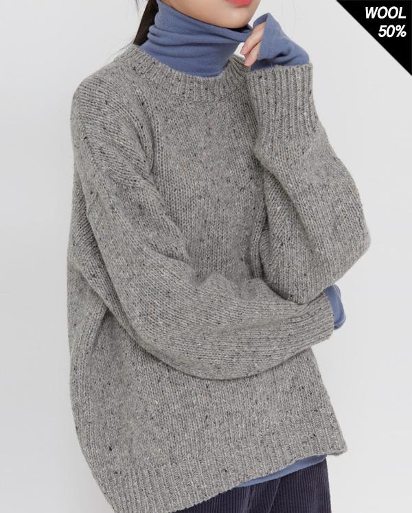 bokashi neuf round knit