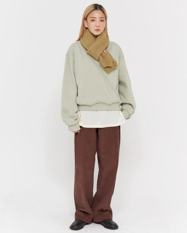 always corduroy wide pants  (s, m, l)
