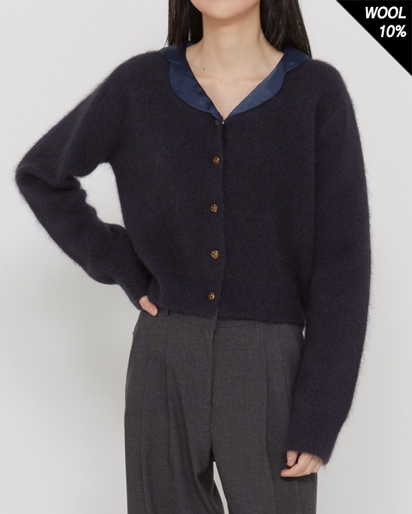 soft lovely angora cardigan