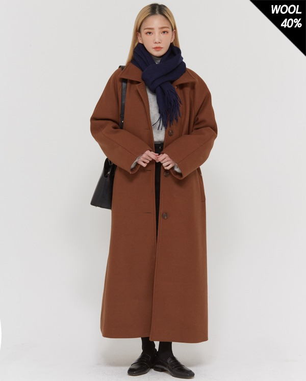 regular mac coat